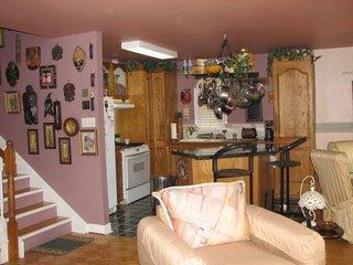 Кухня в доме в Кесвике
