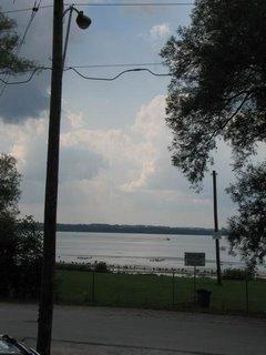 Вид на озеро Симко