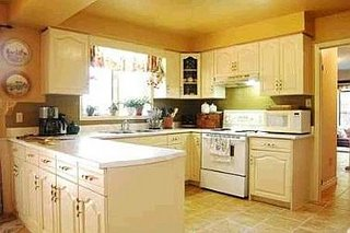 Кухня - дом на продажу на Кеннеди Роад
