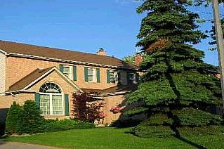 Аврора - горд к северу от Торонто. Хотите купить дом?