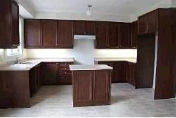 Недвижимость в Канаде - кухня в новом доме
