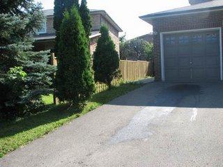 Entrance for tenants