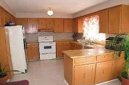 Kitchen in Brampton house