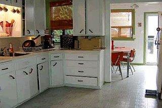 Кухня в доме в Хай-Парке