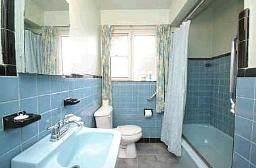 Ванная в старом доме в Канаде